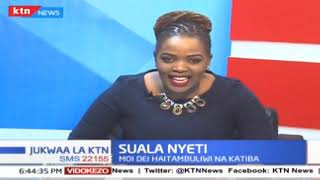 Suala Nyeti: Sherehe za Moi dei