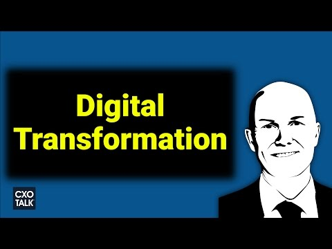 #207: Digital Transformation and disruption in the Insurance