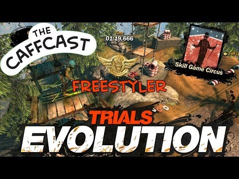 Trials Evolution Platinum Medal Challenge - Skill Game Circus - 2 - Freestyler