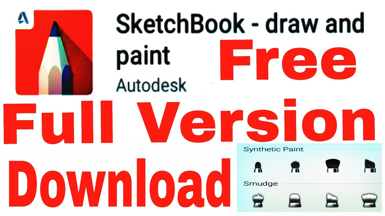 autodesk sketchbook pro full version free download