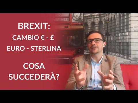 Brexit: Cambio Euro-sterlina, Cosa Succederà Nei Prossimi Anni?