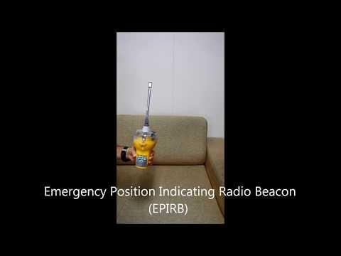 How To Use The Emergency Position Indicating Radio Beacon (EPIRB) ?