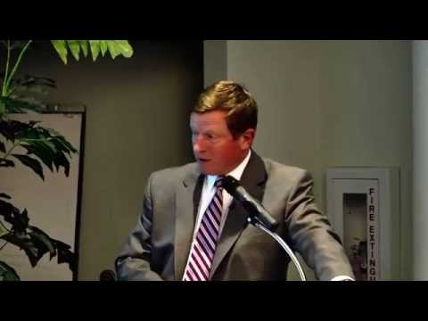 2014 CEO Leadership Speaker Series-Mike Read, Teledyne Oil & Gass
