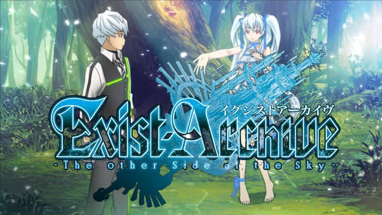 Resultado de imagem para Exist Archive: The Other Side of the Sky