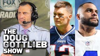 Tom Brady Wants to Stay in New England & Dak Prescott Will Get Paid - Doug Gottlieb