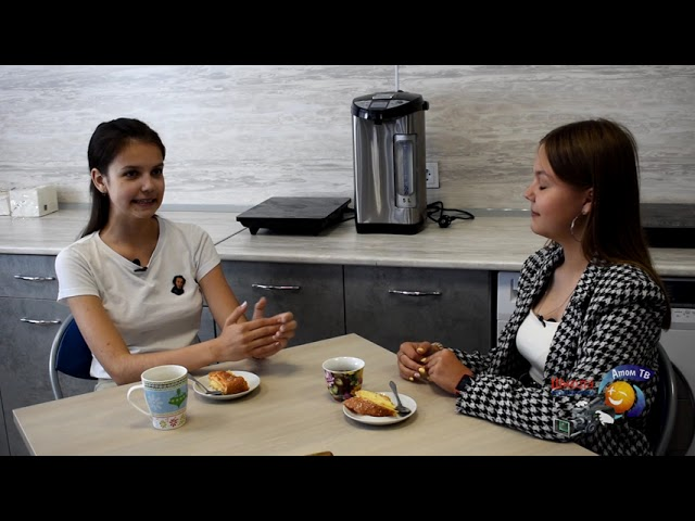 Интервью с Дарьей Борисовой в рамках проекта