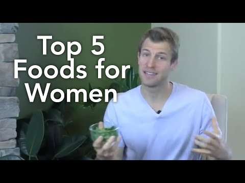 Top 5 Foods for Women - Transformation TV - Ep. #029