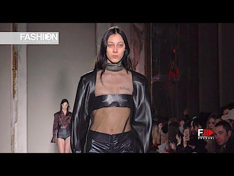 RICOSTRU Fall 2018/2019 Milan - Fashion Channel