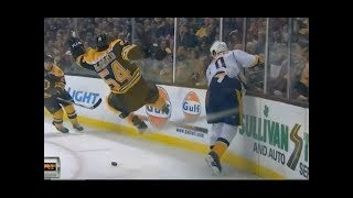 NHL Hits By Players Who Don't Usually Hit thumbnail