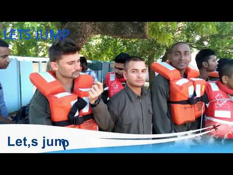 International Maritime Academy  Training Video  A Tour to Learn personal safety