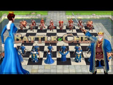 BATTLE CHESS GAME OF KINGS  - O melhor jogo de xadrez para o Pc (Windows)