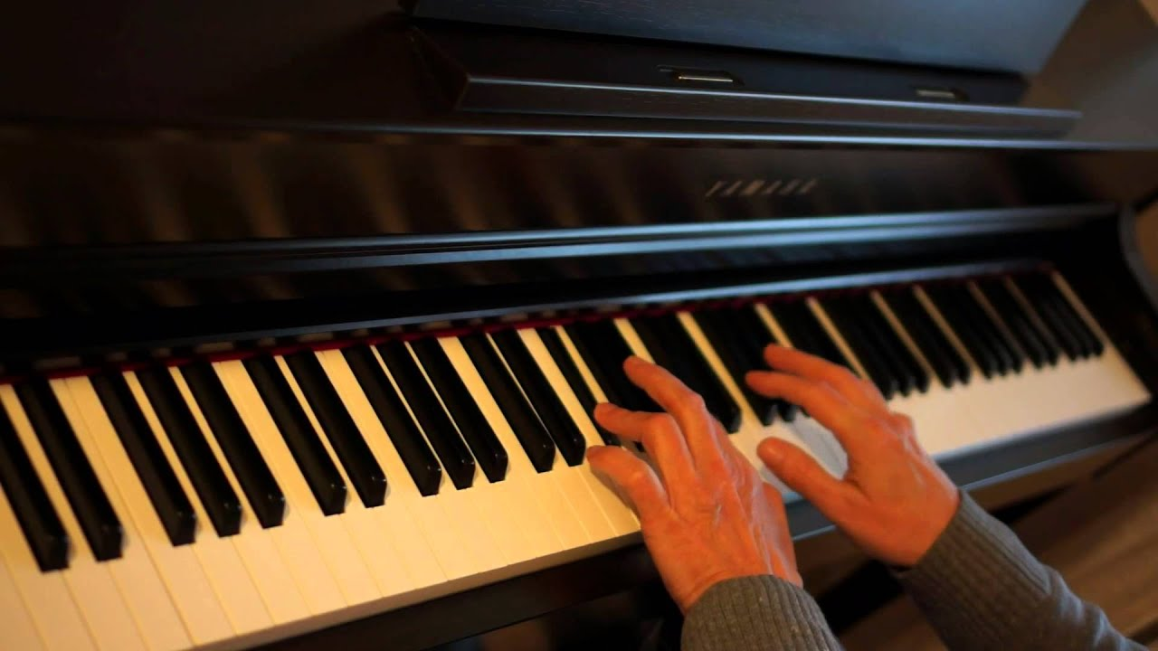 Simple Piano Patterns to make you sound like a Pro - YouTube