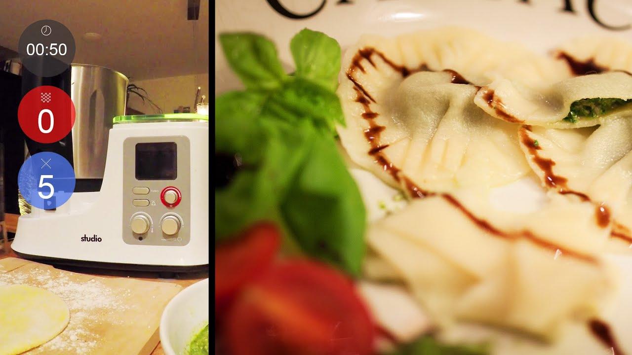 italienische pasta nudelteig herstellen ohne ei neues rezept aldi s d studio mixer. Black Bedroom Furniture Sets. Home Design Ideas