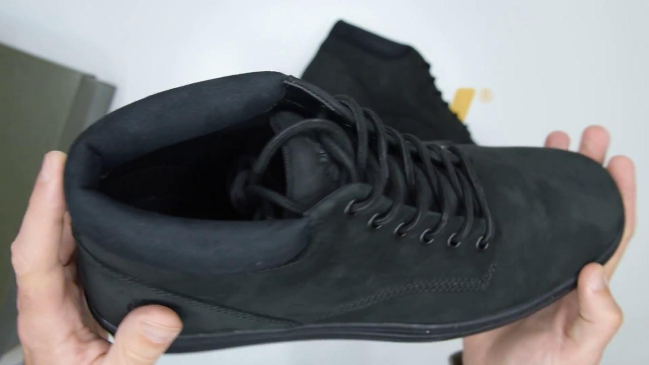 Timberland Adventure 2.0 Cupsole Black Unboxing | Walktall