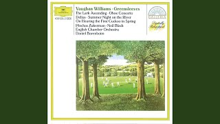 Vaughan Williams: Concerto For Oboe And Strings - 2. Minuet & Musette