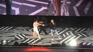謝安琪 (Kay Tse) & 劉德華 (Andy Lau) - 我恨我痴心 @ 2016 Missing Kay 拾回謝安琪數愛世界巡迴演唱會 香港站