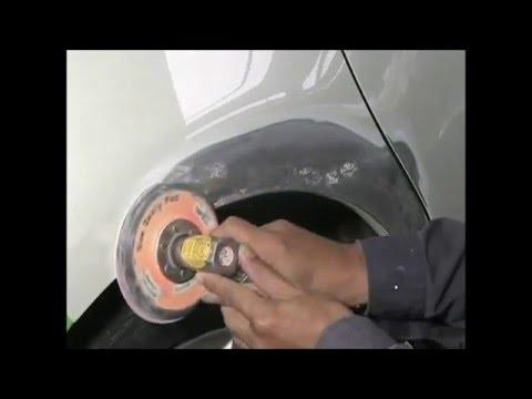 一級金属塗装士(労働大臣認定) レクサス 塗装テクニック