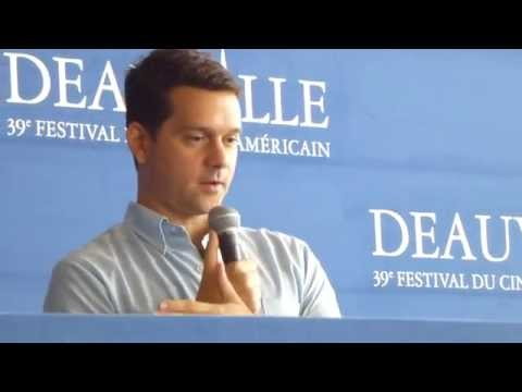 JEREMY SAULNIER : BLUE RUIN press conference about his actor Macon Blair