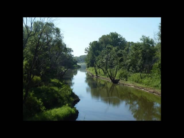 Far Away: A Musical Journey Along the Katy Trail Near Rocheport, Missouri by K. C. Beckmann