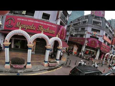 Куала-Лумпур. Небоскребы с грязью и духовностью