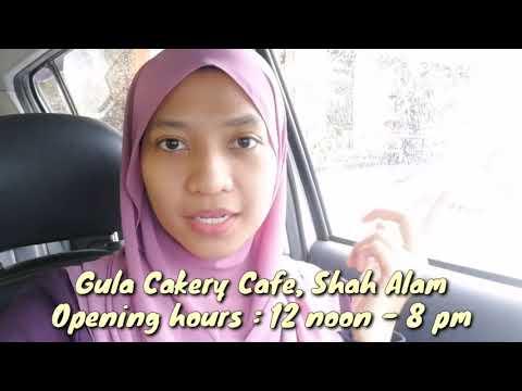 Gula Cakery Cafe Shah Alam