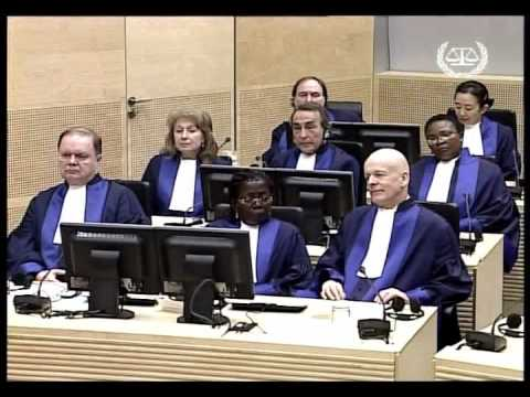 Two new ICC judges sworn in, 20 January 2010
