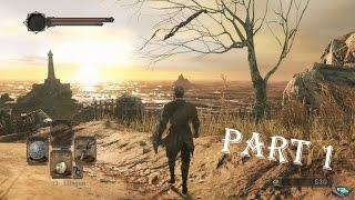 Dark Souls 2: Scholar of The First Sin Xbox One Gameplay - Part 1