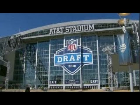 NFL draft is the Super Bowl of the off season: Sean Landeta