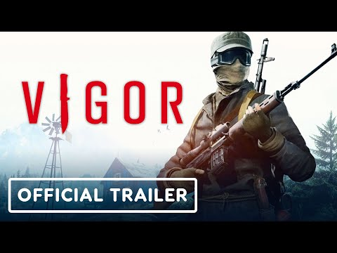 Vigor - Official Trailer | gamescom 2020