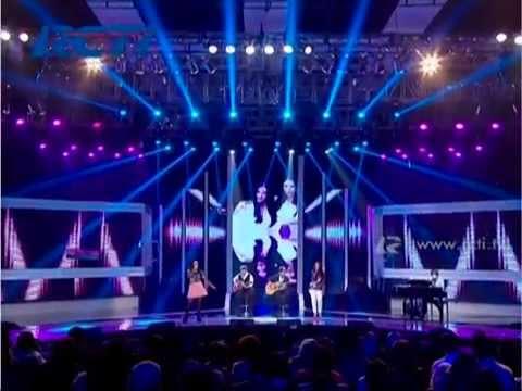 Kevin Aprilio , Pasha , Masha , Stephanie , Nadine Woworuntu - AMI Awards 2014