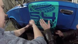 Обвесы на BMW, Гусеницы для АВТО и логотип на дверь копейки