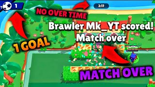 Фото Won Brawl Ball With 1 Goal😱? Without Overtime😱 ! Mythbusters Ep 19
