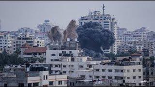 Death tolls rise in surging Israel-Gaza fighting| CCTV English