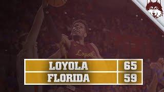 Loyola at #5 Florida | Men's Basketball Highlights