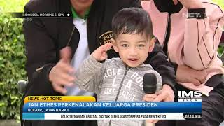 Download Video Aksi Lucu Jan Ethes di Istana Bogor   IMS MP3 3GP MP4