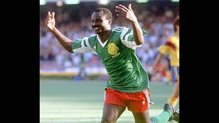 Best African football Players of the years 1981  - 1990
