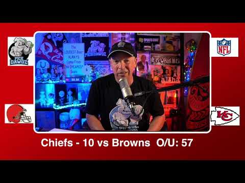 Kansas City Chiefs vs Cleveland Browns 1/17/21 NFL Playoff Pick and Prediction Sunday