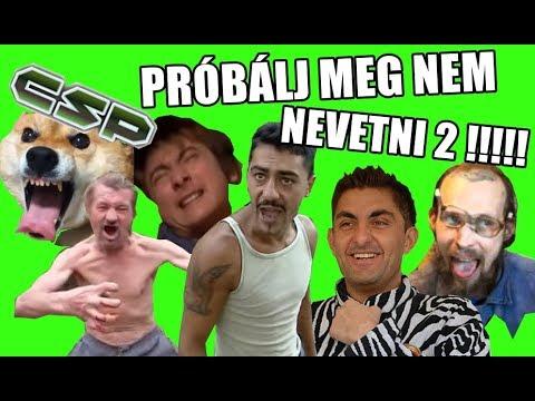 PRÓBÁLJ MEG NEM NEVETNI 2!!!! [MAGYAR]