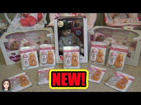 BRAND NEW Adora Dolls & Paradise Galleries Bottles! | Kelli Maple