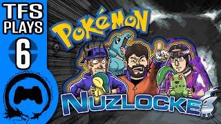 Pokemon Silver NUZLOCKE Part 6 - TFS Plays - TFS Gaming