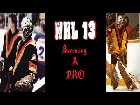 NHL 13 - Becoming a Pro - Game 4 WHL League