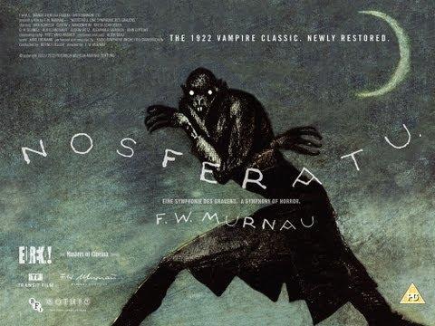 NOSFERATU HD Restoration 2013 Theatrical Trailer (Masters of Cinema)