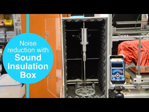 Sound Insulation Box   Noise reduction up to 20 db   Q700 Ultrasonicator