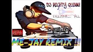 AKON      GHETTO / DJ MIGHTY QUINN ME JAY MIX