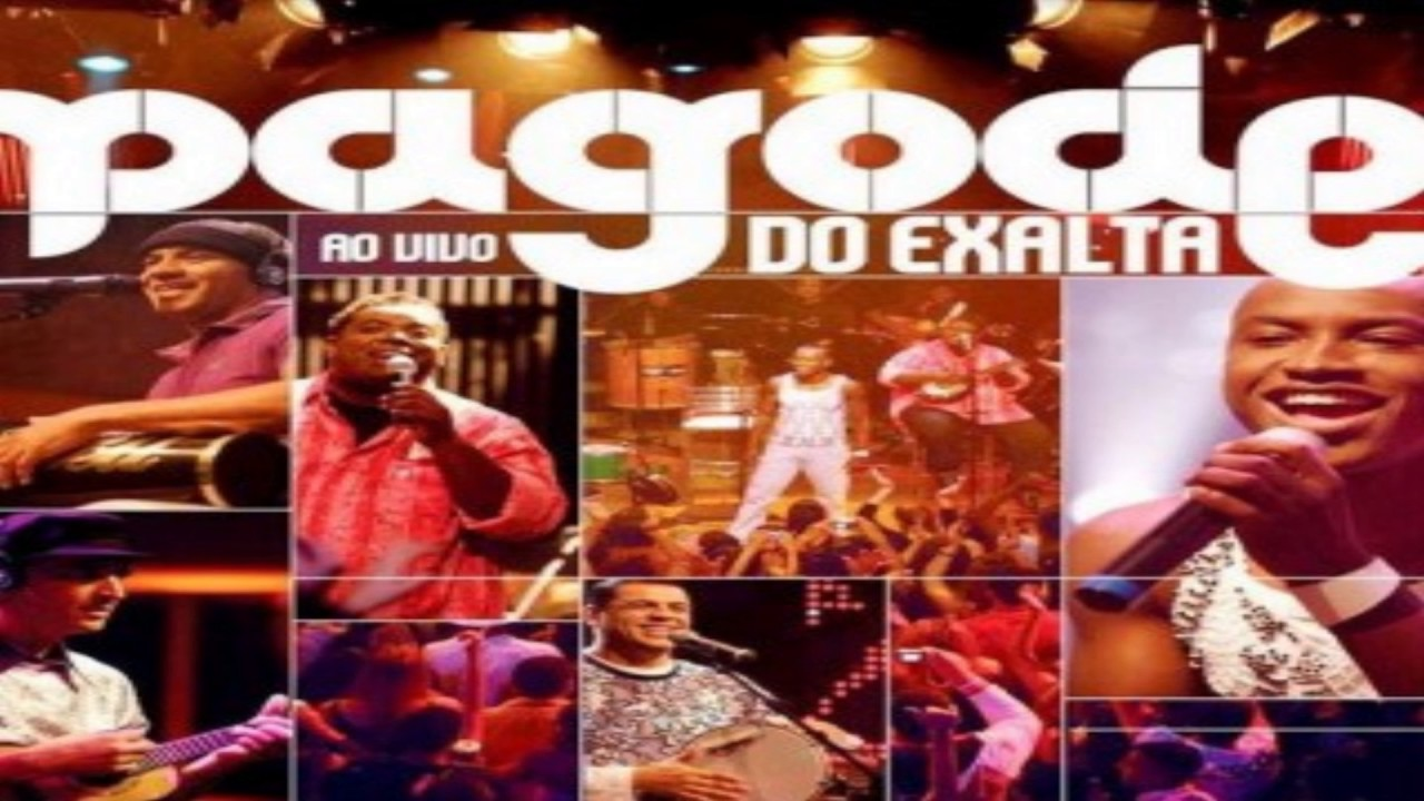 pagode do exalta ao vivo 2007 dvd