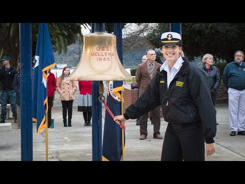 January 10, 2018 Bell Ringing Ceremony