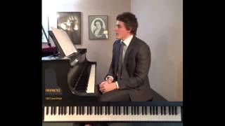 Minuet in G Minor from the Notebook of Anna Magdalena Bach - ProPractice by Josh Wright