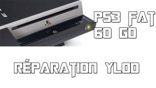 PS3 FAT Démontage/Remontage complet après YLOD(Yellow Light Of Death) réussi ; )