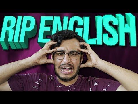 RIP ENGLISH #13 | FUNNY TEACHER VIDEOS SPECIAL | RAWKNEE