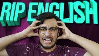 RIP ENGLISH #13 | FUNNY TEACHER VIDEOS SPECIAL | RAWKNEE